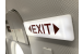 Workplace Fire Safety Tips: Emergency Exit Signs and Exit Routes