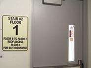 Floor Identification