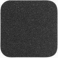 "Safety Track® Heavy Duty Grade Anti-Slip Grit 5.5"" x 5.5"" Tread 50/cs"