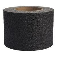 "Safety Track® Ruff-N-Tuff™ Black Anti-Skid Grit 4"" x 60' Roll 3/cs"