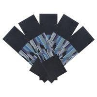 "9"" x 33"" Danny Wainwright Blue Glitch on Black ULTRAGRIP (5/pk)"