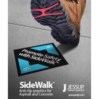 """SideWalk™ 27"""" x 10'"""