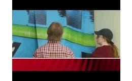 TexWalk® Installed Over VOC Paint