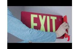 Jessup® Glo Brite® PM100 Flag Mount installation video