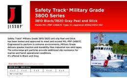 Jessup® Safety Track® Mil spec Sell Sheet