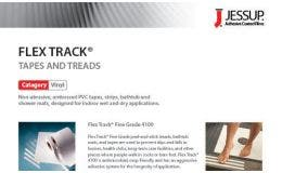 Jessup® Flex Track®  Sell Sheet