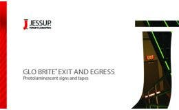 Jessup® Glo Brite® Exit and Egress Brochure
