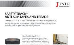 Jessup® Safety Track® Commercial And Industrial Grit Sell Sheet
