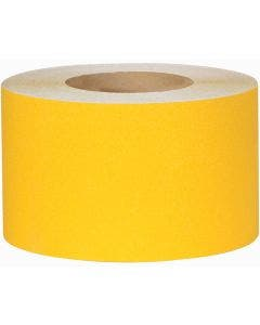 "Safety Track® Commercial Grade Safety Yellow Anti-Slip Grit 4"" x 60' Roll 3/cs"