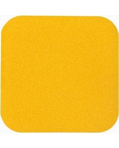 """Safety Track® Commercial Grade Safety Yellow Anti-Slip Grit 5.5"""" x 5.5"""" Tread 50/cs"""
