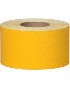 "Safety Track® Mop Friendly Yellow Anti-Slip Grit 4"" x 60' Roll 3/cs"