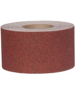 "Safety Track® Commercial Grade Brick Red Anti-Slip Grit 4"" x 60' Roll 3/cs"
