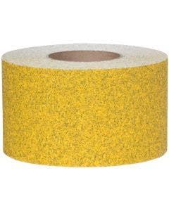 """Safety Track® Commercial Grade Speckled Yellow Anti-Slip Grit 4"""" x 60' Roll 3/cs"""