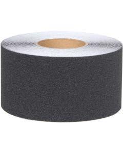 "Safety Track® Mop Friendly Black Anti-Slip Grit 4"" x 60' Roll 3/cs"