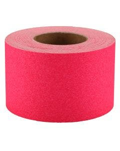 "Safety Track® Commercial Grade Neon Pink Anti-Slip Grit 4"" x 60' Roll 3/cs"