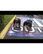 Asphalt Art® Installation Video