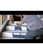 TexWalk® Stair Installation at Guaranteed Rate Field