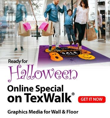 TexWalk®, Versatile graphics media