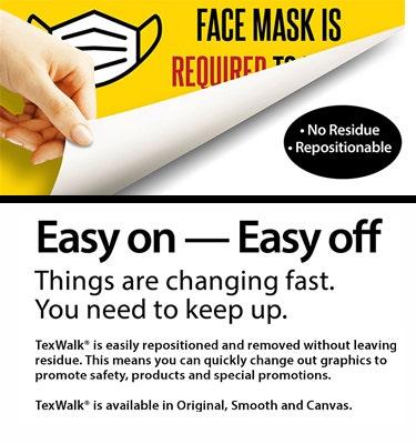 Texwalk A Spot Banner