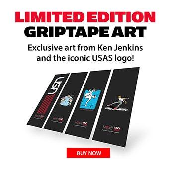 USAS Griptape